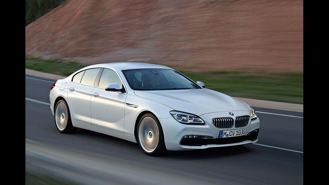 12/2014, BMW 6er Gran Coupé Facelift
