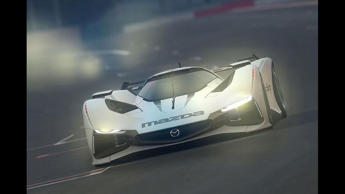 12/2014, Mazda LM55 Vision Gran Turismo