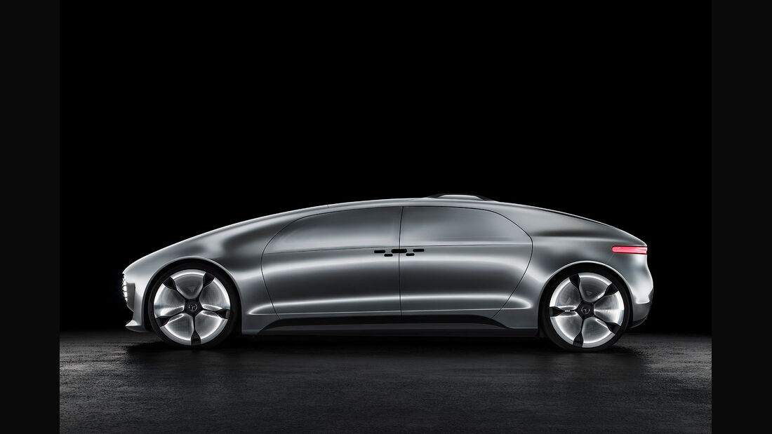 12/2014, Mercedes F 015 Luxury in Motion CES