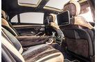 12/2014, Mercedes S-Klasse Prior-Design PD800S