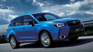 12/2014, Subaru Forester tS