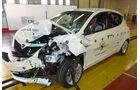 12/2015 EuroNCAP Crashtest Lancia Ypsilon