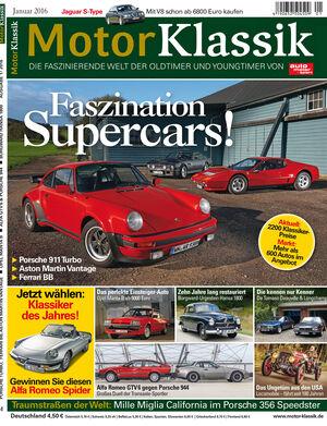 12/2015 - Motor Klassik, Heftvorschau, Heft 12/2015 mokla