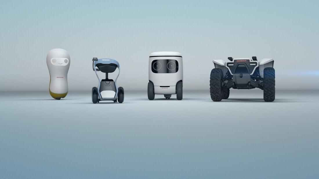 12/2017, Honda 3E Roboterfamilie