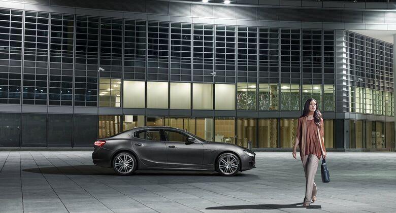 12/2017, Maserati Ghibli MY2018