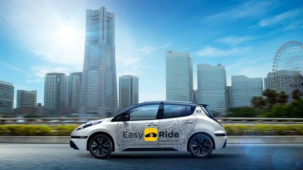 12/2017, Nissan Mobilitätsservices Japan