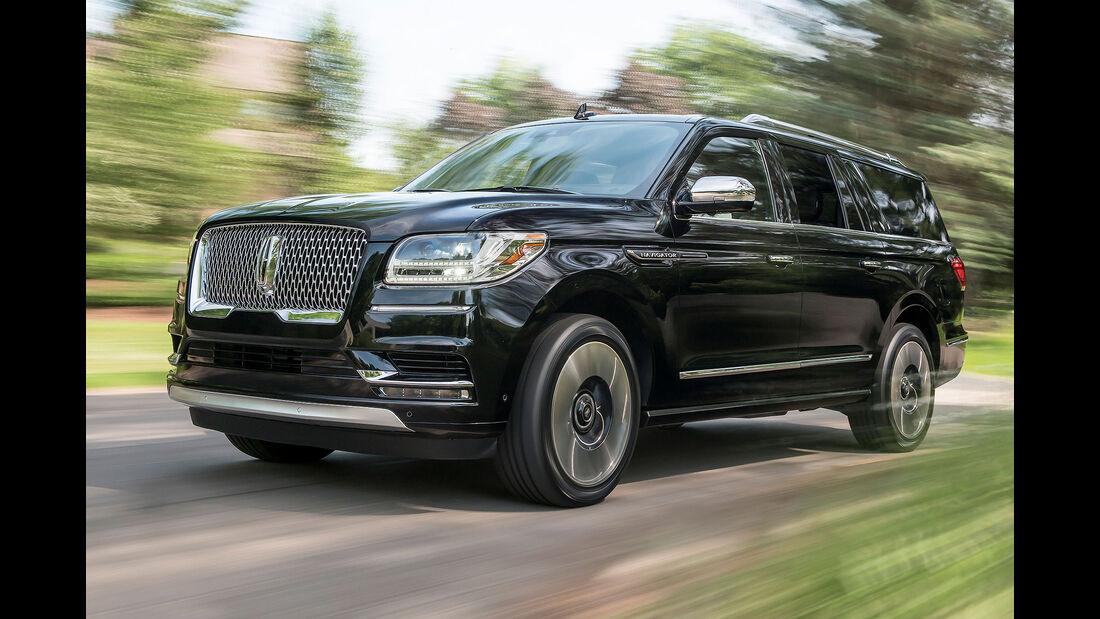 12/2018, 2019 Lincoln Navigator
