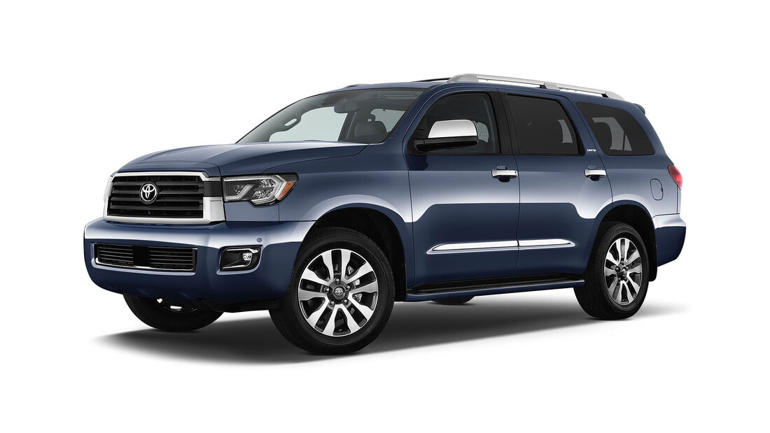12/2018, 2019 Toyota Sequoia Limited