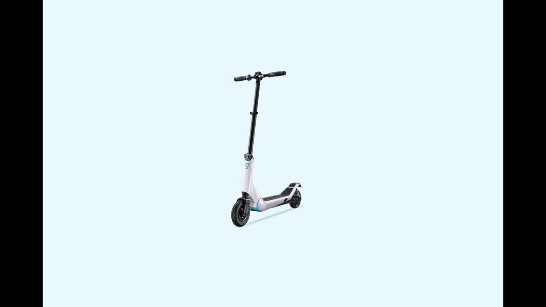 12/2018, Elektro-Tretroller Citybug 2S