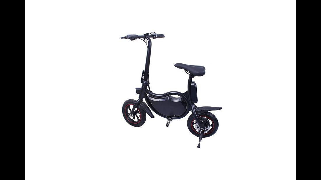 12/2018, Elektro-Tretroller Futura Bike