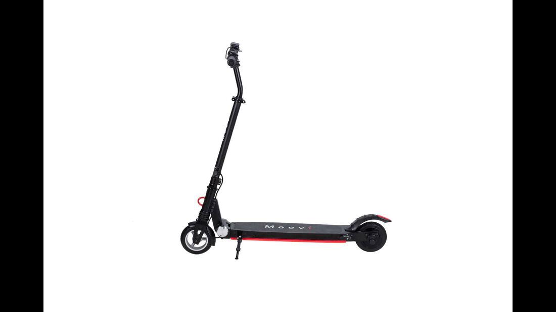 12/2018, Elektro-Tretroller Moovi E-Scooter