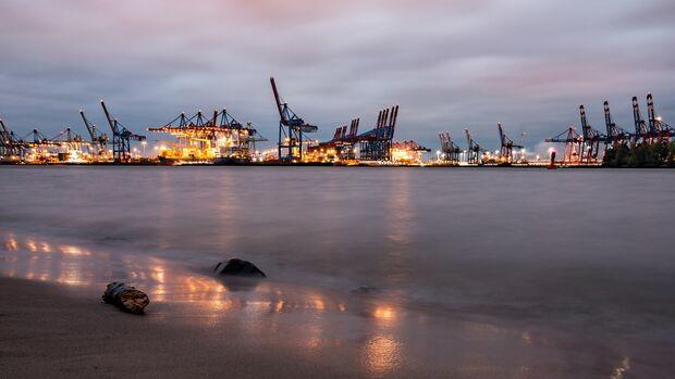12/2018, Hamburg Hafen