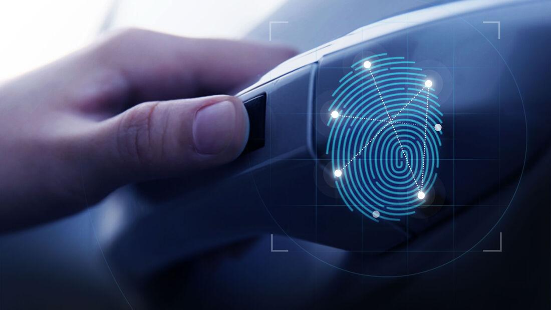 12/2018, Hyundai Santa Fe Fingerprint