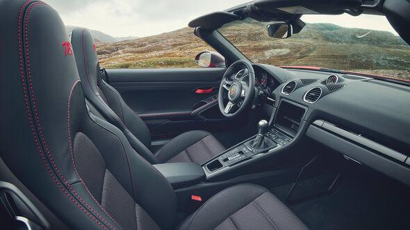 12/2018, Porsche 718 Boxster T