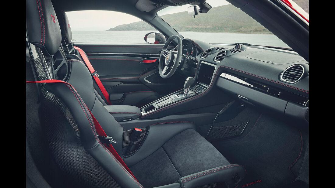 12/2018, Porsche 718 Cayman T
