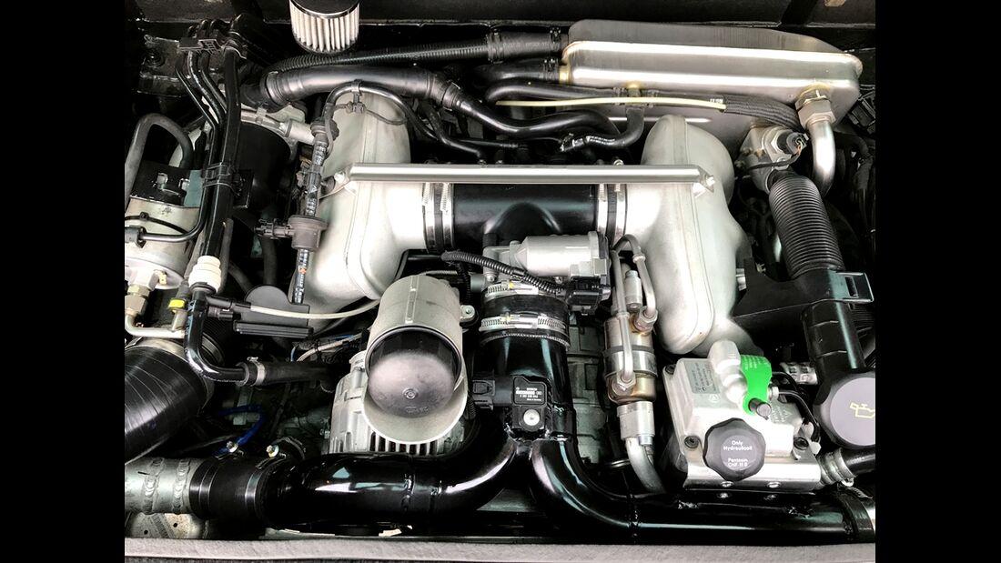 12/2018, TH Automobile VW T5 Multivan Porsche 997/1 Turbo