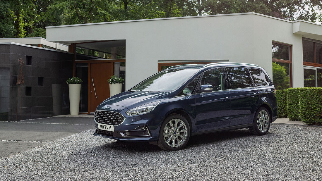 12/2019, Ford Galaxy Facelift 2019