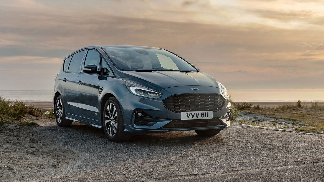 12/2019, Ford S-Max Facelift 2019