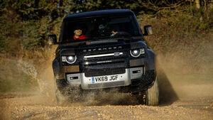 12/2019, Land Rover Defender 110 P400 AWD