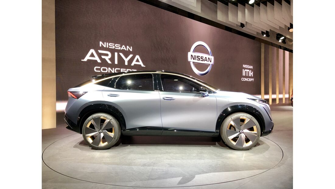 12/2019, Nissan Ariya Concept