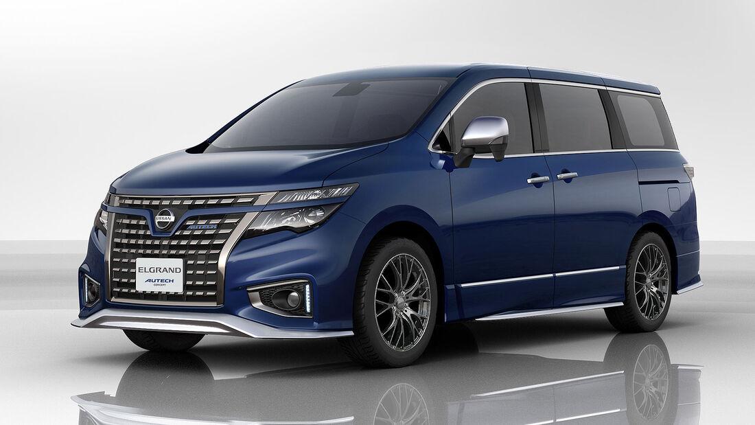 12/2019, Nissan Elgrand Autech Concept