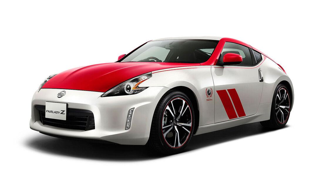 12/2019, Nissan Fairlady-Z 50th Anniversary Edition
