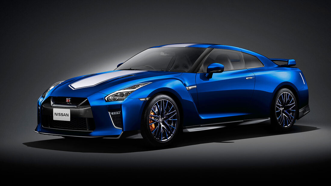 12/2019, Nissan GT-R 50th Anniversary Edition