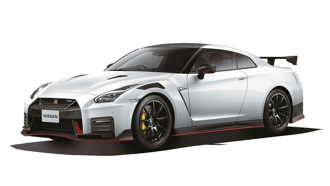 12/2019, Nissan GT-R Nismo