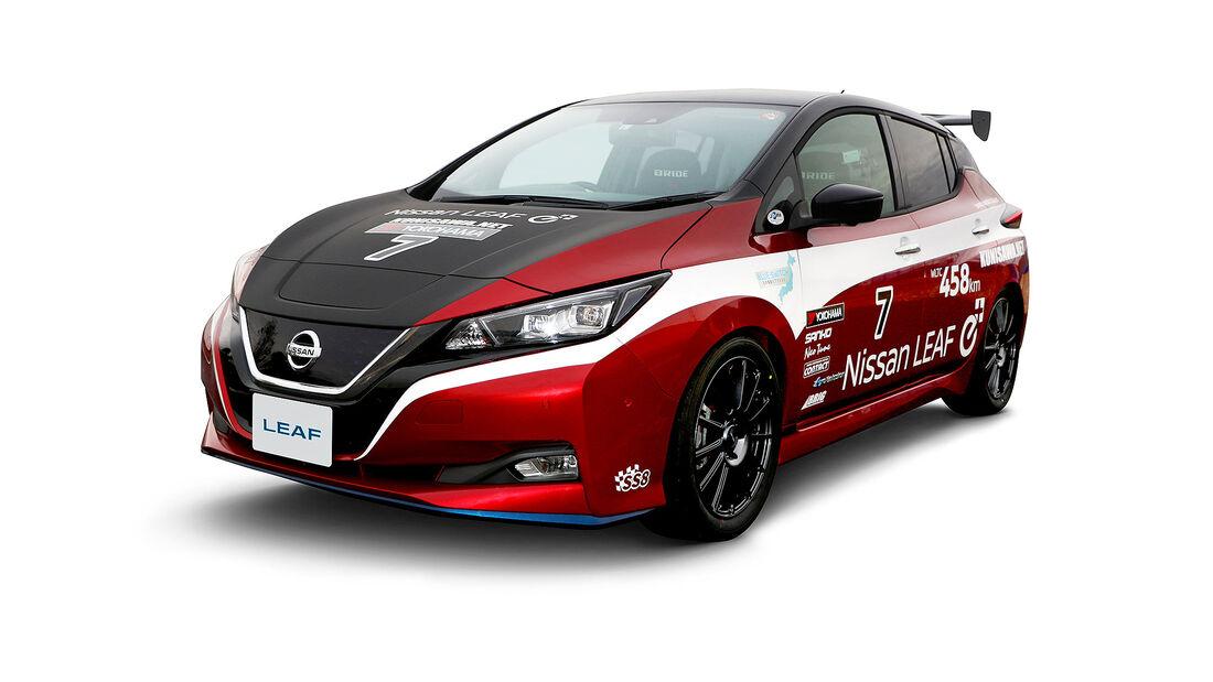 12/2019, Nissan Leaf All Japan EV-GP