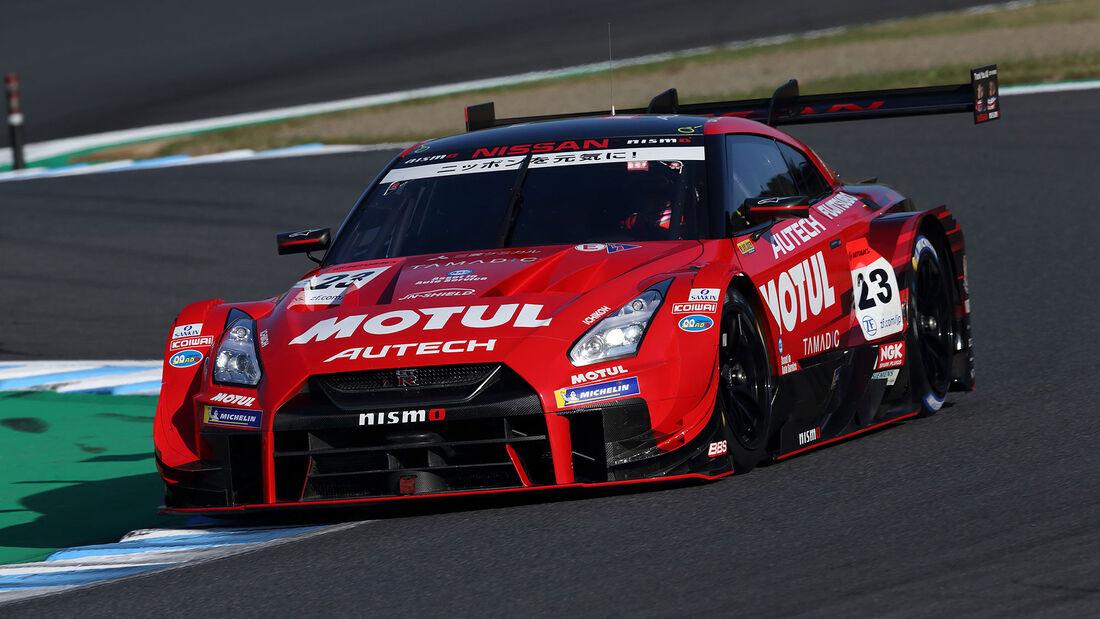 12/2019, Nissan Motul Autech GT-R Rennwagen
