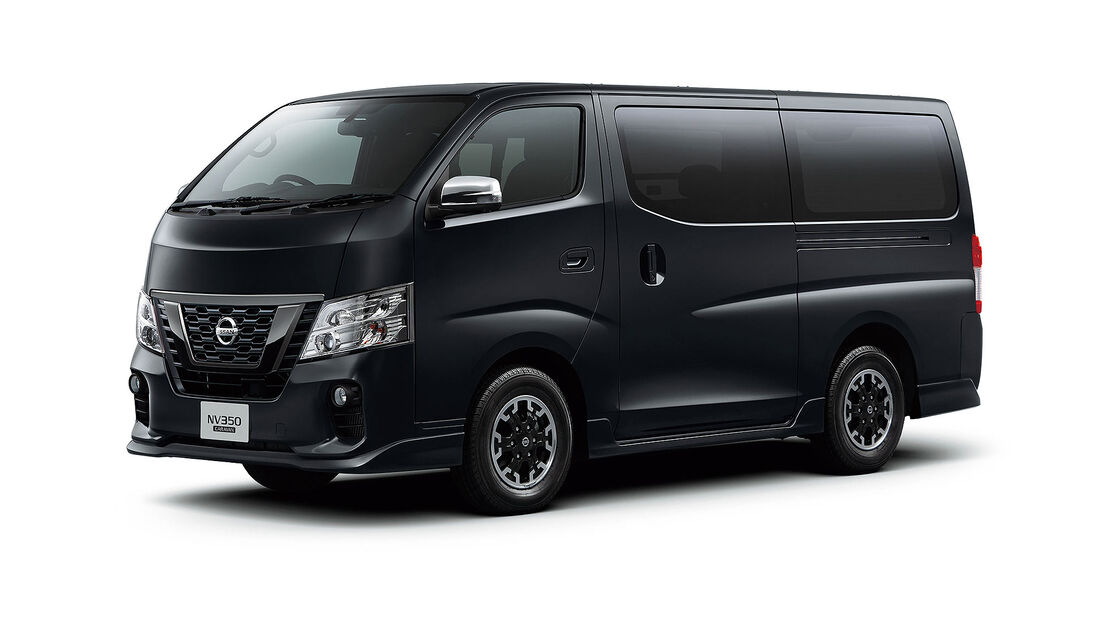 12/2019, Nissan NV350 Caravan Premium GX Urban Chrom