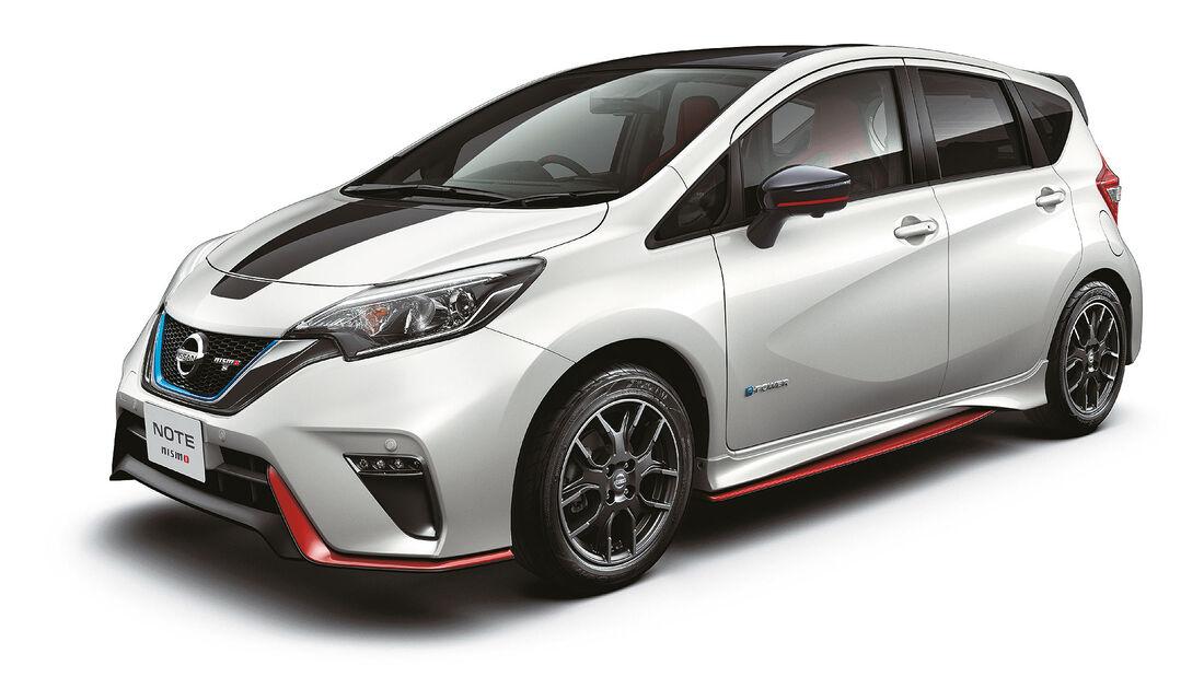 12/2019, Nissan Note E-Power Nismo S