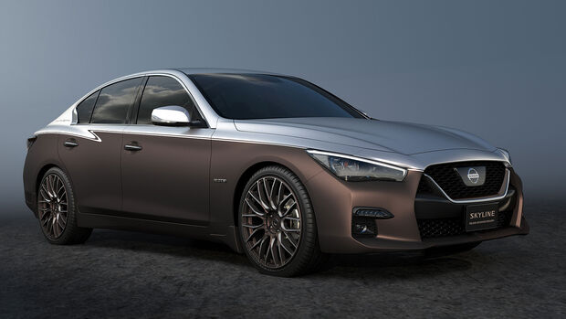 12/2019, Nissan Skyline Deluxe Advanced Concept