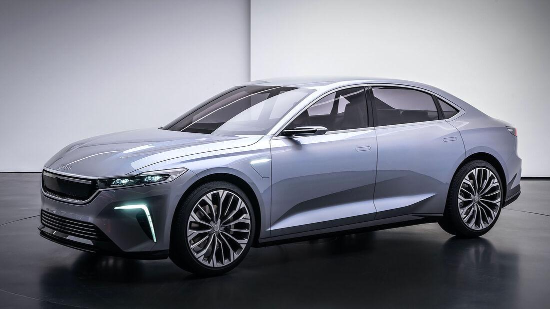 12/2019, TOGG Elektro-Limousine