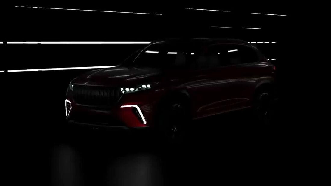 12/2019, TOGG Elektro-SUV