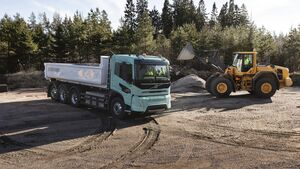 12/2019, Volvo Trucks EV