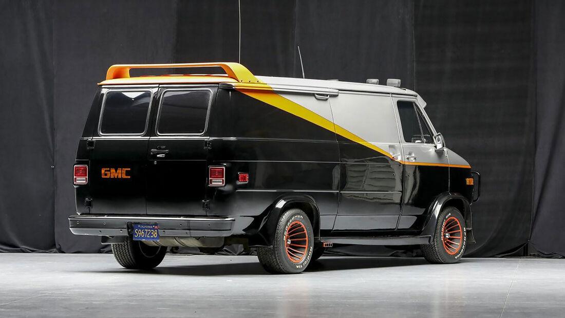 12/2020, 1979 Chevrolet 'A-Team' Van