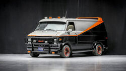12/2020, 1979 Chevrolet 'A-Team' Van