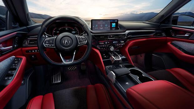 12/2020, Acura MDX Modelljahr 2022