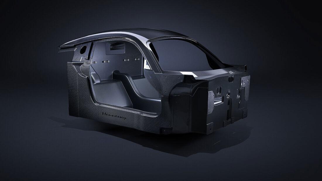 12/2020, Hennessey Venom F5 Chassis