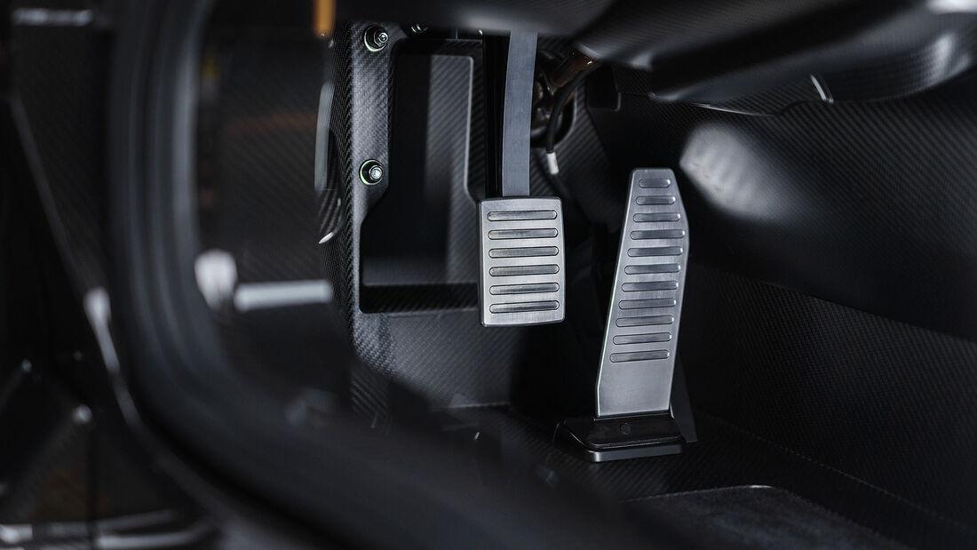 12/2020, Hennessey Venom F5 Serienversion