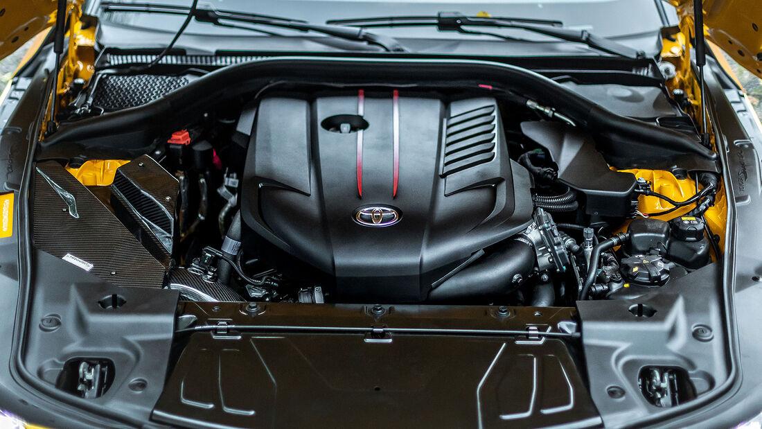 12/2020, Manhart Toyota Supra GR 550