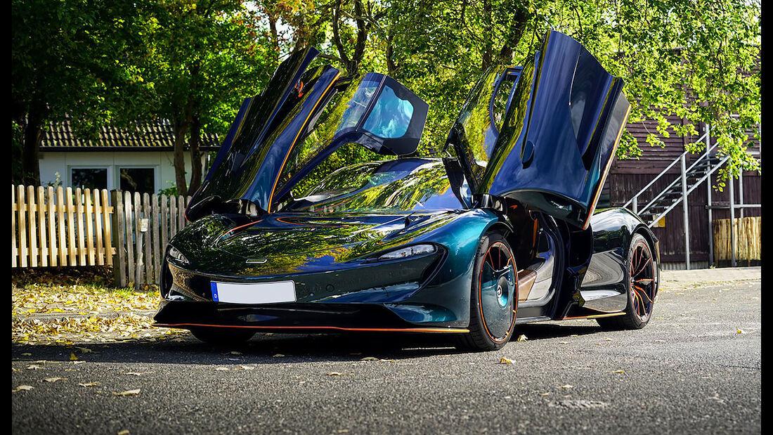 12/2020, McLaren Speedtail zu verkaufen