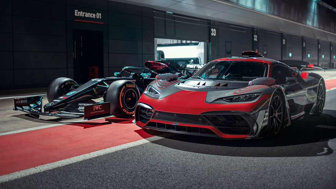 12/2020, Mercedes-AMG One GP Circuit Abu Dhabi