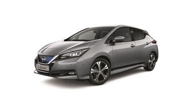 12/2020, Nissan Leaf Ceramic Grey