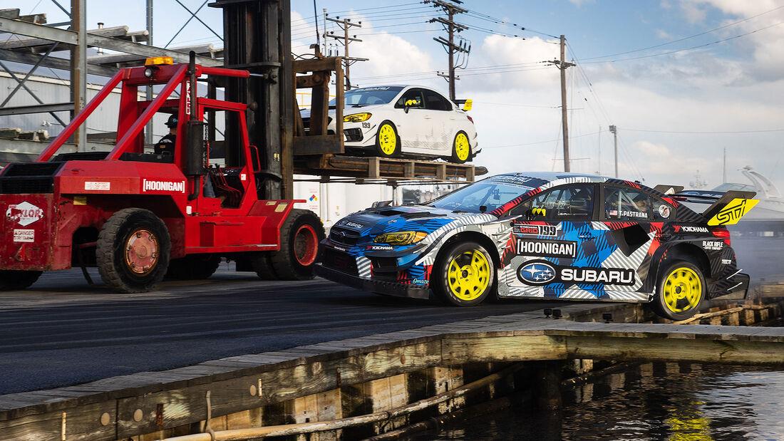 12/2020, Subaru WRX STi Gymkhana Travis Pastrana