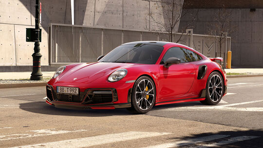 12/2020, Techart Porsche 911 992 Turbo