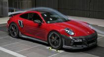 12/2020, Techart Porsche 911 992 Turbo