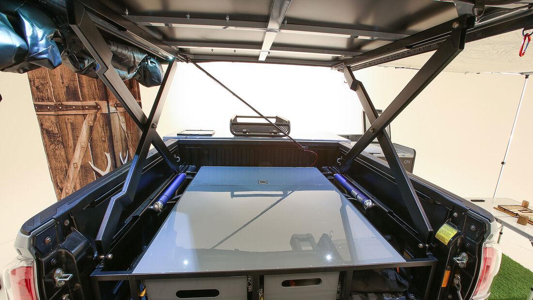 12/2020, Toyota TRD-Sport Trailer für die SEMA360