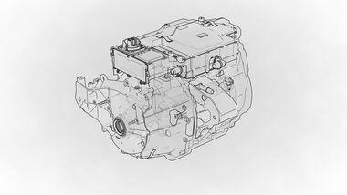 12/2020, Volvo Elektromotor
